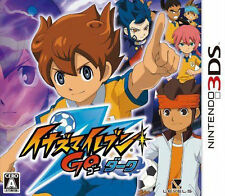 Inazuma Eleven Go Dark Nintendo 3DS Japan New