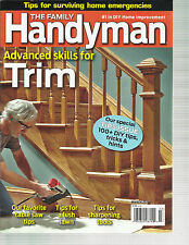 THE FAMILY HANDY MAN,  # 1 IN DIY HOME IMPROVEMENT,  MARCH, 2014