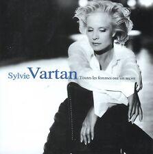 Sylvie VARTANToutes les femmes ont un secret - Mini LP - CARD SLEEVE 12-track