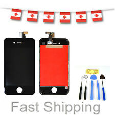LCD Display Touch Screen Digitizer Panel Assembly Repair for iPhone 4s GSM