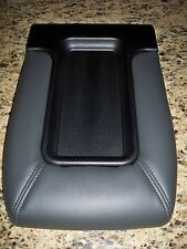 Chevrolet Silverado GMC Sierra Center Console Lid Kit Dark Pewter Grey New 03-07