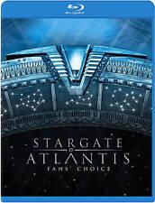 Stargate Atlantis: Fans' Choice (Blu-ray Disc, 2009)