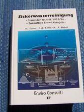 Sickerwasserreinigung: –  Zukünftige Entwicklungen, neu, 792 Seiten