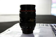 Canon 24-70mm f2.8 L; AS IS, FOR PARTS, NOT WORKING NO RESERVE