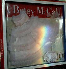 "Betsy Mccall Doll Accessories Coll. Dress Robert Tonner Doll Vinyl 14"" doll"