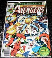 Avengers 162 (5.5) 1st Print Marvel Comics