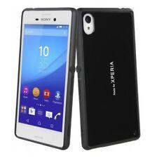 Étuis, housses et coques avec clip Sony Xperia M en silicone, caoutchouc, gel pour téléphone mobile et assistant personnel (PDA)