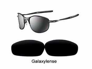 Galaxy Replacement Lenses For Oakley Tightrope Black Polarized
