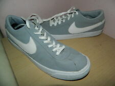 mens Nike grey/white lace up shoes trainers uk 11 eur 46