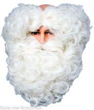 Complementos de color principal blanco para disfraces y ropa de época, Navidad