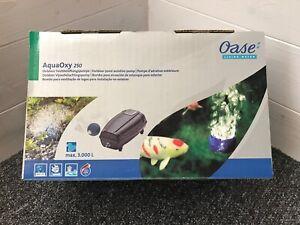 OASE AquaOxy 250 Air Pump (250L/h)