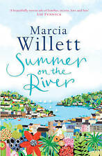 """VERY GOOD"" Willett, Marcia, Summer On The River, Book"