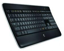 Logitech k800 Wireless illuminated Keyboard (fr diseño – AZERTY)