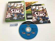 Les Sims - Microsoft Xbox - PAL FR - Avec Notice
