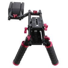 CAMVATE Pro DSLR Shoulder Mount Support Rig Kit Handgrip for Camera Camcorder