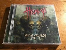 Heavy Metal Crusade Vol. III -  Compilation - CD
