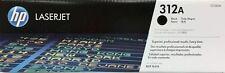 ORIGINAL & BOXED HP312A / CF380A BLACK TONER CARTRIDGE - SENT QUICKLY