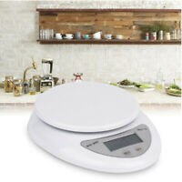 5kg Mini Digital Electronic LED Scale Kitchen Foods Diet Balance Weighting Tool
