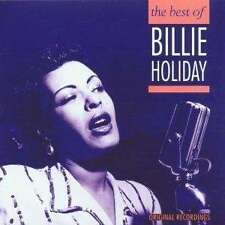 The Best Of Billie Holiday CD JAZZ ICONS