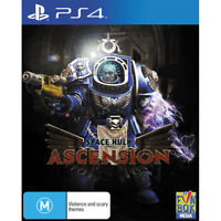 Space Hulk Ascension RPG Marines Survival Strategy Game Sony Playstation 4 PS4
