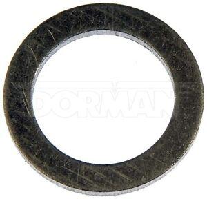 Aluminum Drain Plug Gasket, Fits M14 Dorman - 095-147