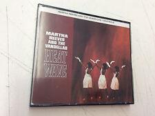 Martha & The Vandellas Heat Wave/ Memories 2 Albums 1 CD Import! RARE! Works!