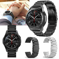 Stainless Steel Strap Watch Band For Samsung Galaxy Gear S3 Frontier/Classic US