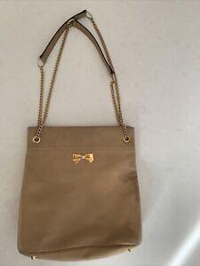 Vintage Nina Ricci leather bag