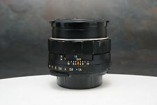 - Pentax Super-Takumar 50mm f1.4 Lens for M42, Adapt to Micro 4/3, NEX