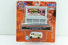 CMW Mini Metals 40005 International Metro Van Hostess w/ Bilboard HO Scale 1:87