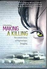 Making A Killing: The Untold Story of Psychotropic Drugghing (DVD), NEW
