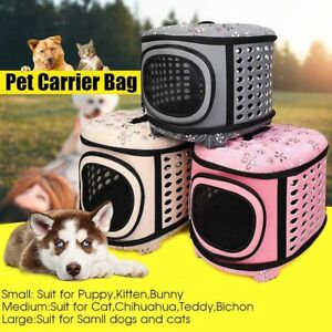 Pet Bag Outdoor Portable Pet Breathable Shoulder Bag Handbag Space EVA Cat Dog