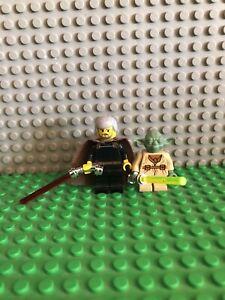 LEGO Star Wars Yoda and Count Dooku - 7103