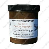 Papio Creek Fox Git'r 2 Trapping Bait 16 Ounce BOBCAT MEAT BASE