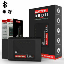 Autohil AX2 OBD2 Bluetooth Scanner Tool
