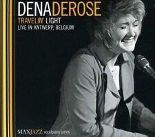 CD musicali live vocale per Jazz