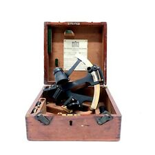 Circa 1944 Cased H. Hughes & Son Ltd. of London Sextant