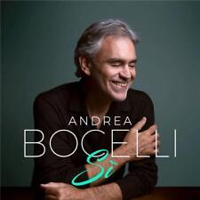 Andrea Bocelli Si CD NEW