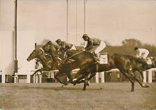 Prix Ganay 1952 -Course Hippique 1er Mat de Cocagne, Dynamiter, Nuccio - PR 1253