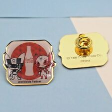 PIN olympic TOKYO 2020 JAPAN COCA COLA SPONSOR   MASCOTS PARALYMPIC