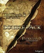 Port Royale 3 Oro + Oro Patrician IV - Paquete Doble [Descarga de PC EQUIPO DE STEAM ? CLAVE]