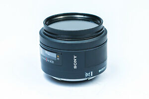 Sony 50mm f1.4 A-mount lens - excellent condition