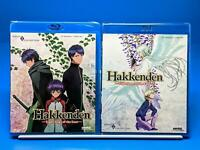 Hakkenden: Eight Dogs of the East Complete 1-26 Seasons 1 & 2 Anime Blu-ray OOP