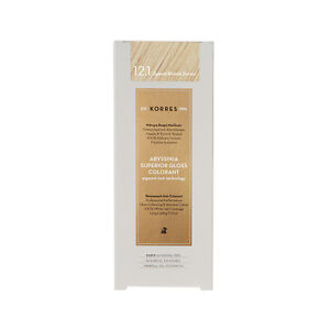 Korres Abyssinia Superior Gloss Permanent Hair Colorant Dye,Ammonia-free