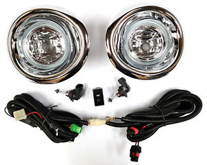 *NEW* DRIVING FOG LIGHT KIT SPOT LAMP SET suit HOLDEN COLORADO RC 6/2008- 5/2012