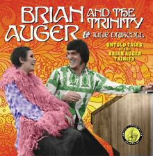 BRIAN AUGER - UNTOLD TALES OF THE BRIAN AUGER HOLY TRINITY/DRISCOLL,J.   CD NEU