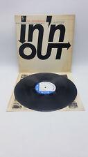 """Joe Henderson In 'n Out BLUE NOTE BLP-4166 Stamped """"Van Gelder"""" NY USA"""