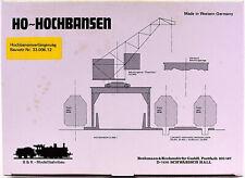 B&K 33.006.12 (H0) – Bausatz Hochbansenverlängerung