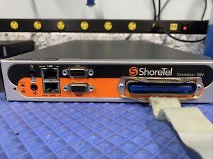 ShoreTel ShoreGear 50V Voice Switch SG-50V 600-1059-20 ST001 - Used
