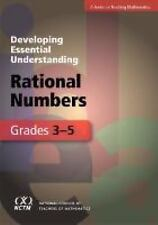 Developing Essential Understanding of Rational Numbers for Teaching Mathematics